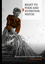 Cover Global Network for the Right to Food and Nutrition 2017